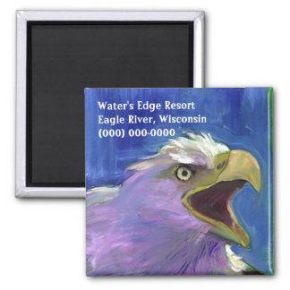 Souvenir Eagle Travel Promo MAGNET ez2 customize