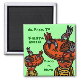 Souvenir Fiesta Travel Promo MAGNET ez2 customize