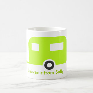 Souvenir from Sully Coffee Mug