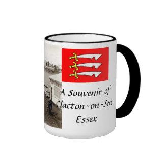 Souvenir Mug - Clacton-on-Sea Essex