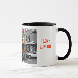 Souvenir Mug from London England