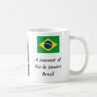 Souvenir Mug - Rio de Janeiro, Brazil