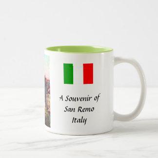 Souvenir Mug - San Remo, Italy