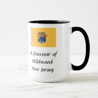 Souvenir Mug - Wildwood, New Jersey