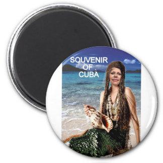 SOUVENIR OF CUBA MAGNET