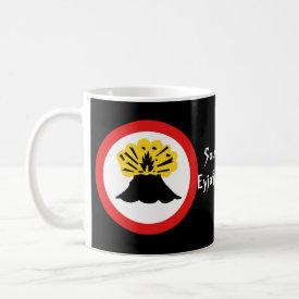 Your Custom Volcano Mug mug