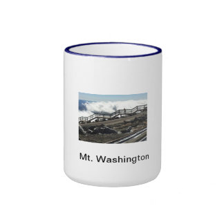 Souvenir of Mt. Washington Mug