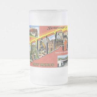 Souvenir of Santa Fe, New Mexico Coffee Mug