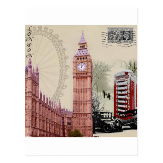 souvenir postcard