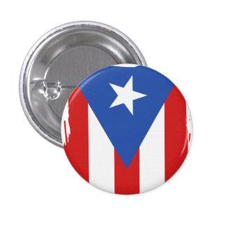 Souvenir: Puerto Rico Flag: Pin