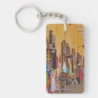 Souvenir Shops in Cartagena Colombia Keychain