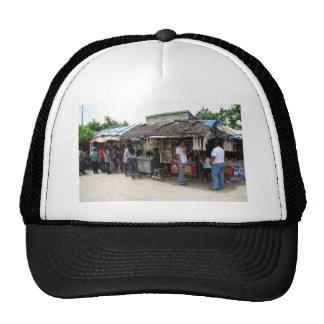 Souvenir stalls in Sulangan Trucker Hat