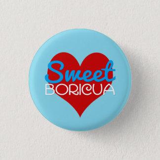 Souvenir: Sweet Boricua: Puerto Rico: Pin