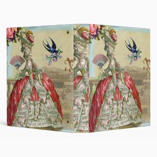 Souvenirs de Versailles Binder