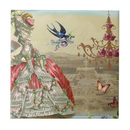 Souvenirs de Versailles Ceramic Tiles