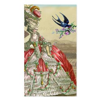 Souvenirs de Versailles Double-Sided Standard Business Cards (Pack Of 100)