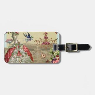 Souvenirs de Versailles Luggage Tag