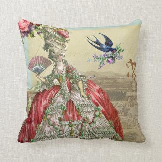 Souvenirs de Versailles Pillow