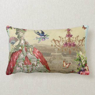 Souvenirs de Versailles Throw Pillow