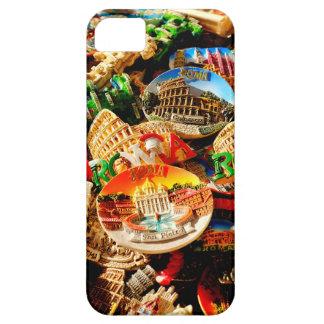 Souvenirs from Rome iPhone SE/5/5s Case