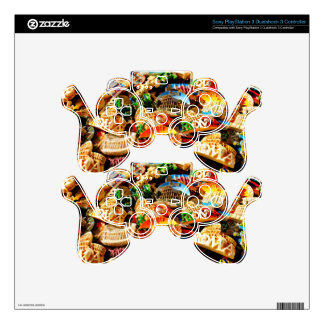 Souvenirs from Rome PS3 Controller Skin