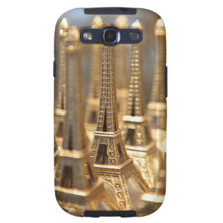 Souvenirs of Eiffel Tower Samsung Galaxy S3 Cases