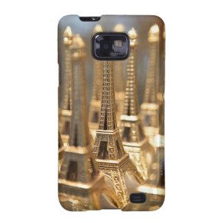 Souvenirs of Eiffel Tower Samsung Galaxy SII Cases