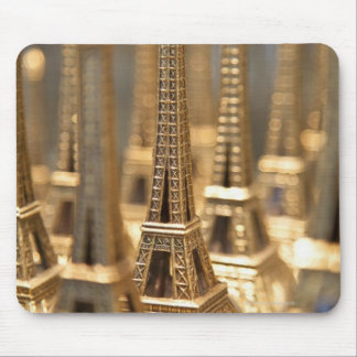 Souvenirs of Eiffel Tower Mouse Pad