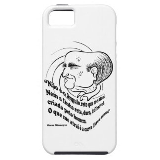 Souvenirs of Oscar Niemeyer iPhone 5 Covers