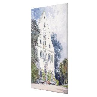 Souvenirs of Rosenau Canvas Print