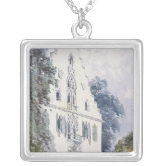 Souvenirs of Rosenau Silver Plated Necklace