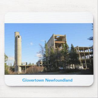 Souviner de Glovertown Terranova Alfombrillas De Ratón