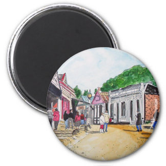 Sovereign Hill 2 2 Inch Round Magnet