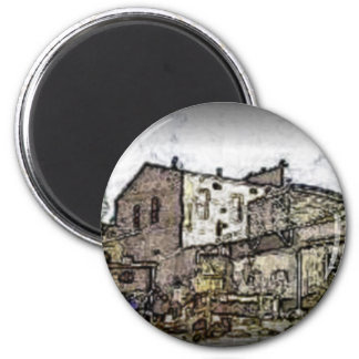 Sovereign Hill 2 Inch Round Magnet