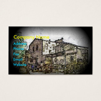 Sovereign Hill Business Card
