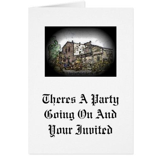 Sovereign Hill Card