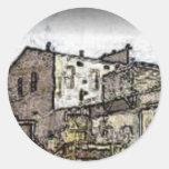Sovereign Hill Classic Round Sticker