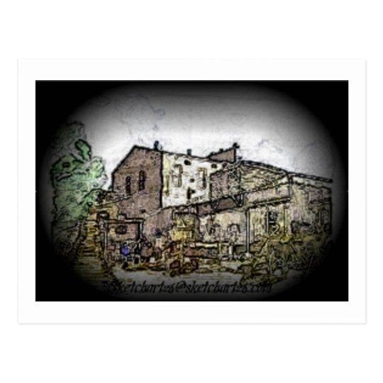 Sovereign Hill Postcard