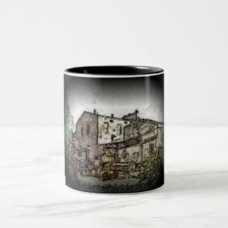 Sovereign Hill Two-Tone Coffee Mug