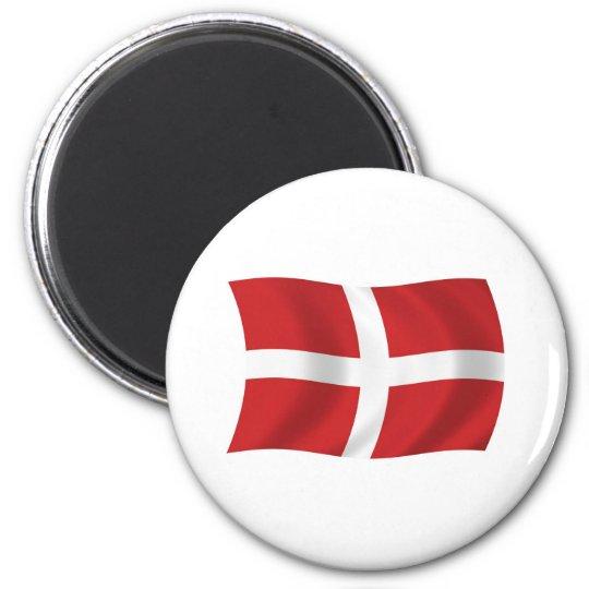 Sovereign Military Order of Malta Flag Magnet