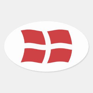 Sovereign Military Order of Malta Flag Sticker