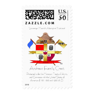Sovereign Moorish Aboriginal National Postage
