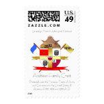 Sovereign Moorish Aboriginal National Postage Stamp