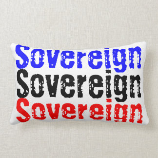 Sovereign oblong pillow
