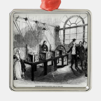 Sovereign Weighing Machine, Bank of England Metal Ornament
