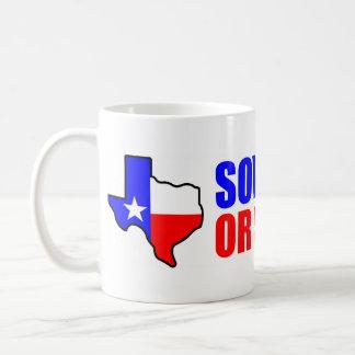 Sovereignty Or Secession Mug