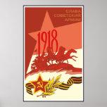 Soviet 1918 print