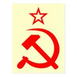 Soviet 2 はがき