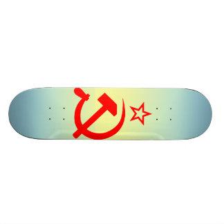 Soviet 2 skateboard deck