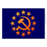 Soviet 3 greeting cards